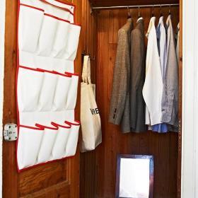 衣帽间衣柜设计案例展示