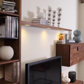 电视柜射灯案例展示