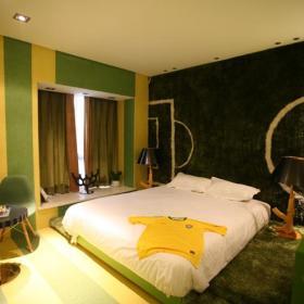 卧室茶几大床小茶几设计图