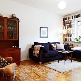 北欧卧室收纳设计图