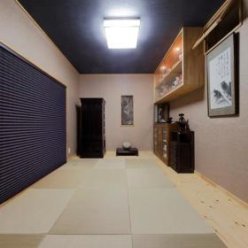 日式典雅日式风格榻榻米装修图