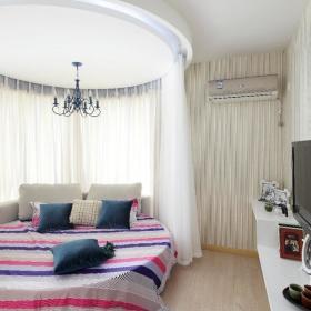 地中海家居风格120平公寓