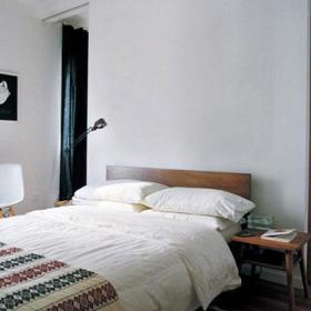 卧室推拉门图片