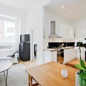 37平白木单身公寓