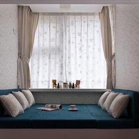 餐厅休闲区沙发设计方案