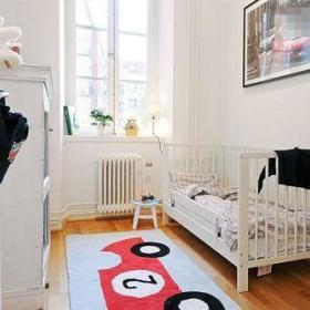 精致儿童房设计图