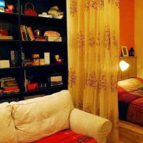 客厅卧室沙发装修图