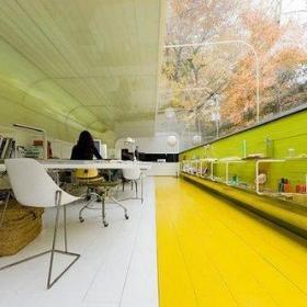 工作也来劲,盘点全球12家最具创意办公室