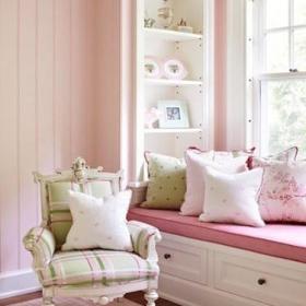 窗帘沙发梳妆台妆台柜子设计案例