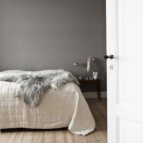北欧卧室装修图