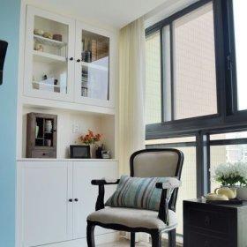 复古奢华客厅椅图片