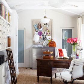15款个性家庭办公室 看看有没有你的style!