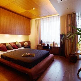卧室植物装修案例