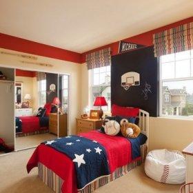美式儿童房设计方案