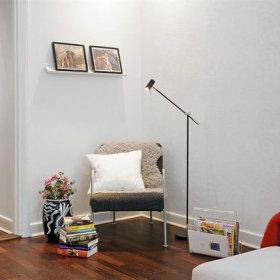 客厅60平米装修案例
