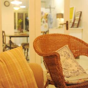 椅藤椅装修效果展示