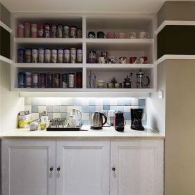 厨房柜子装修效果展示