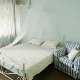 地中海卧室沙发单人沙发案例展示