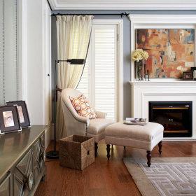 欧式美式客厅沙发装修图