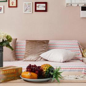 客厅背景墙沙发客厅沙发装修案例