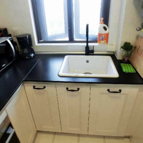 厨房水龙头装修案例