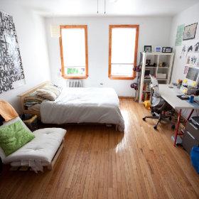 单身公寓装修效果展示