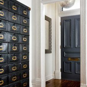 玄关玄关柜柜子图片