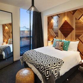 卧室休闲区设计案例