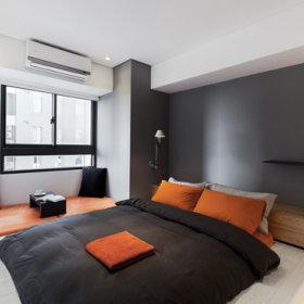 日式卧室休闲区榻榻米设计方案