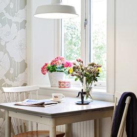 餐厅厨房饭桌设计案例