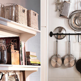 爱上下厨 三种厨房装饰实现厨师梦想