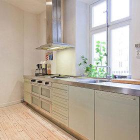 清新厨房案例展示