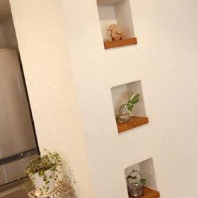 温馨浪漫植物装饰品装修案例