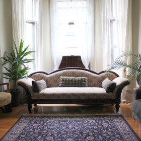 复古沙发椅装修案例