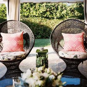 古典浪漫椅效果图