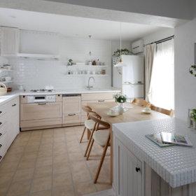 厨房装饰品装修效果展示