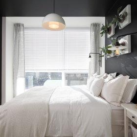 清新卧室图片