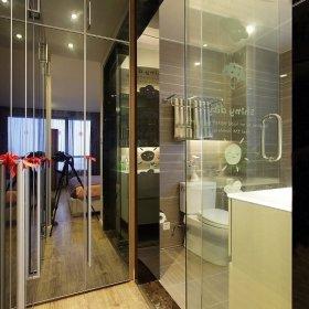 玻璃门设计方案