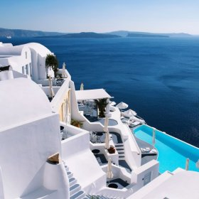 希腊豪华酒店设计案例展示