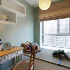 榻榻米小书桌设计方案