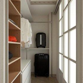 卧室衣帽间设计案例展示