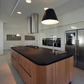 8个现代简约风别墅厨房