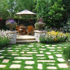 花园案例展示