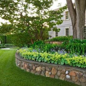 温馨花园设计图
