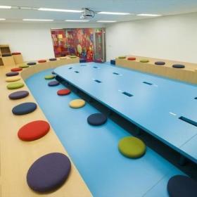 会议室坐凳装修效果展示