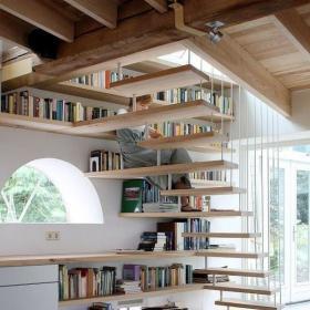 创意楼梯图片