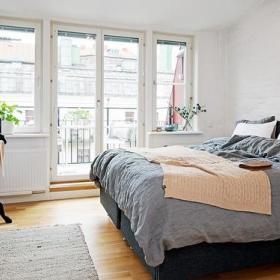 简约奢华卧室图片