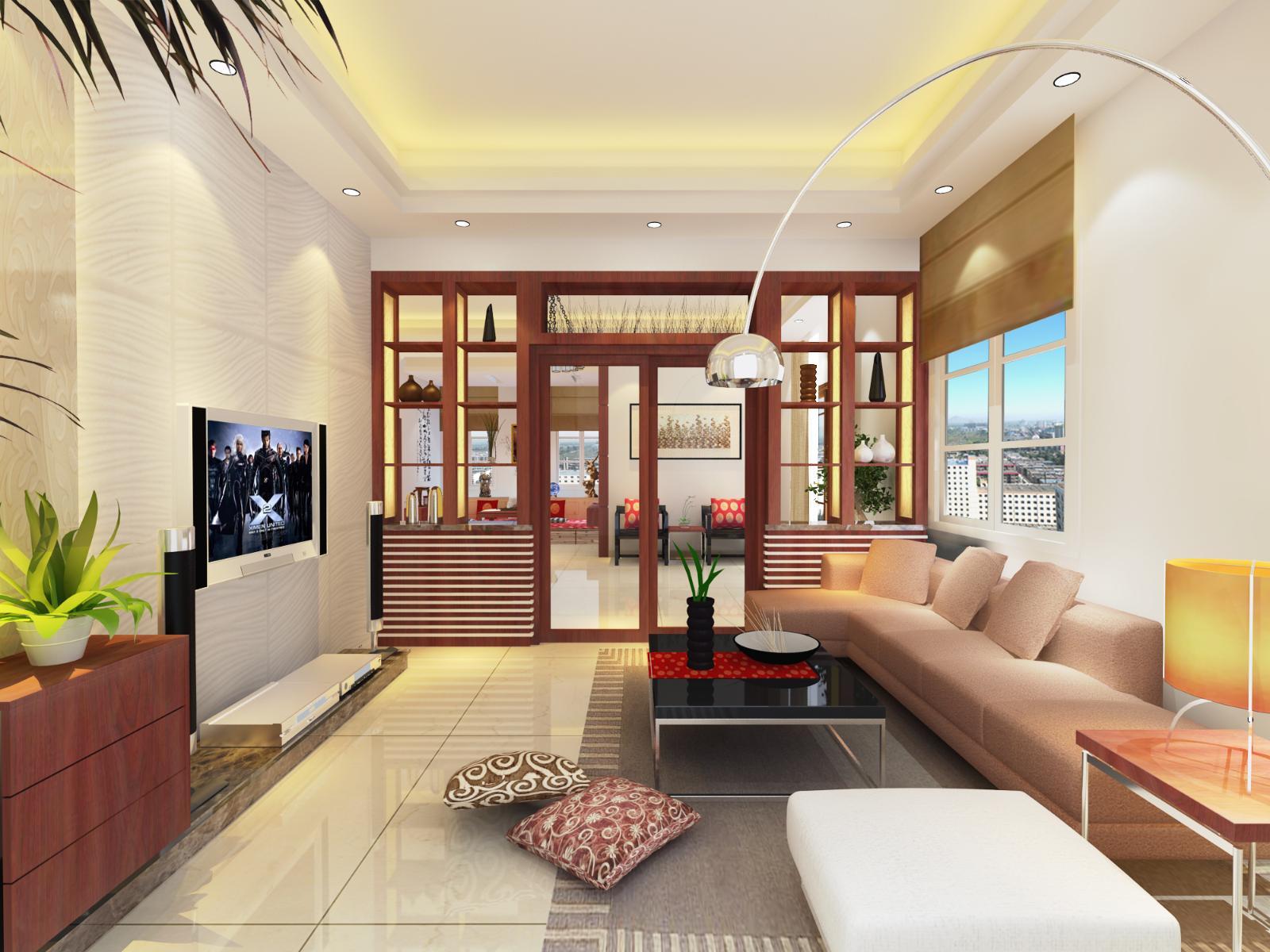 餐厅与客厅隔断设计 让家更具温馨感
