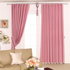 浪漫窗帘设计案例展示