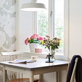 餐厅厨房饭桌设计案例展示